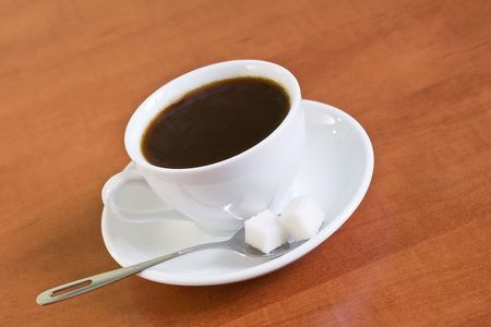 Close-up of a delicious cup of coffee Stock Photo - 6522322