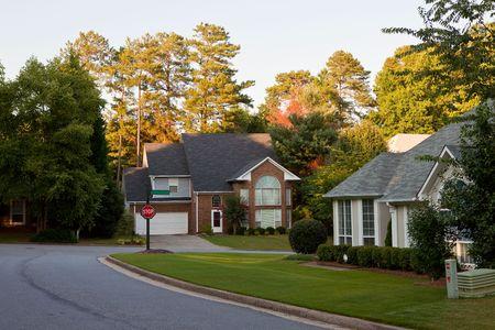typisch Amerikaans huis