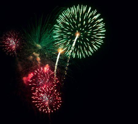fireworks 版權商用圖片