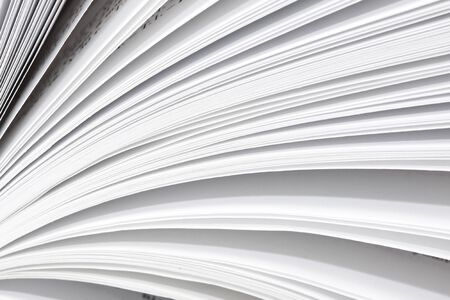 prose: Close up book pages background