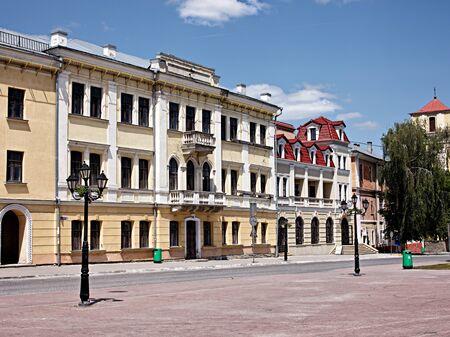 Oude Europese stad