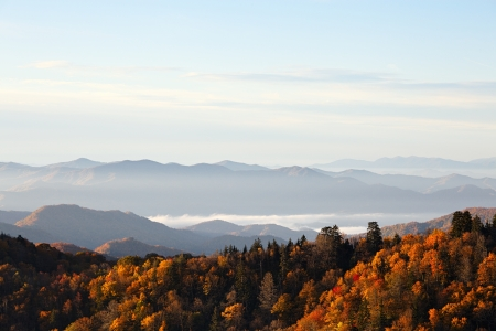 Great Smoky Mountains National Park, Tennessee, USA