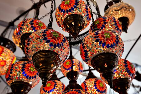 eastern: Eastern traditional lamp