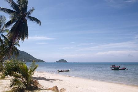 koh tao: Tropical beach. Koh Tao, Thailand