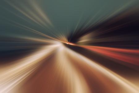 Streszczenie szybki ruch niewyraźne tło światła Zdjęcie Seryjne