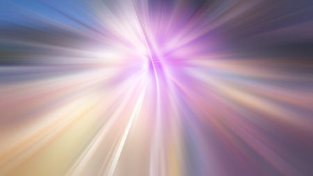 Abstract acceleration speed motion blurred light background