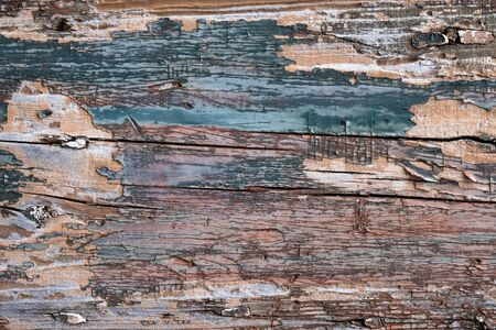 Old wood plank texture grunge abstract background Stockfoto