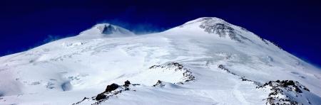 elbrus: Elbrus - a sleeping volcano