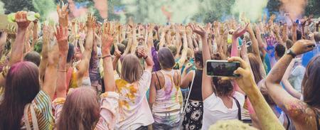 Holi Festival photo