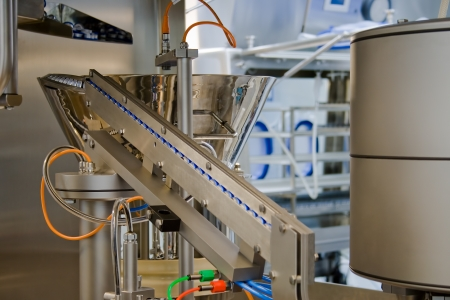 machine made: Production of medicines, part of a machine