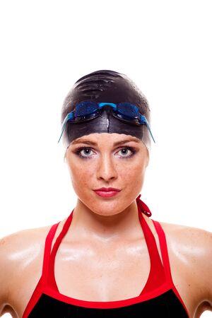 Swimmer Stock Photo - 7586482