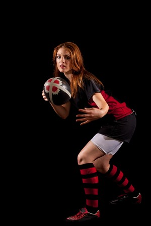 rugby ball: De rugby la mujer