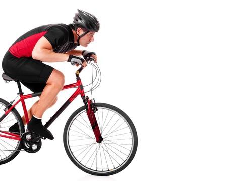 riding bike: Bike Riding ciclista