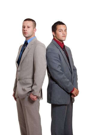 Young Businessmen Stock Photo - 8024421