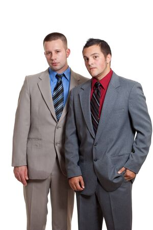 Young Businessmen photo