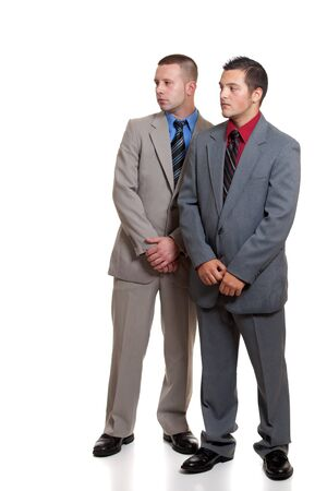 Young Businessmen Stock Photo - 8024415