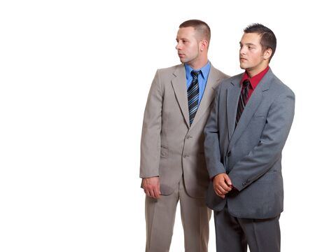 Young Businessmen Stock Photo - 8024426