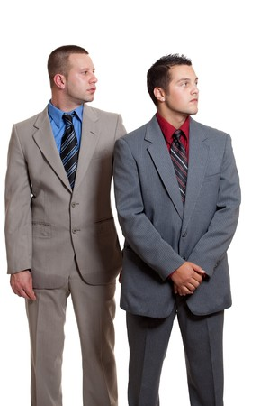 Young Businessmen Stock Photo - 8024427