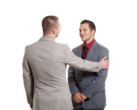 Young Businessmen Stock Photo - 8024422