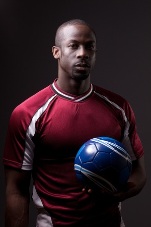 Soccer Player Stock Photo - 8414279