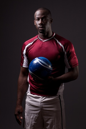 Soccer Player Stock Photo - 8414270