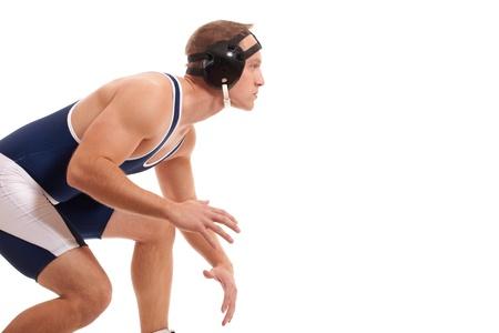 Wrestler photo