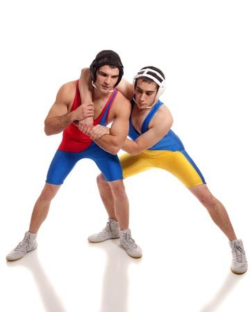 folkstyle: Wrestlers