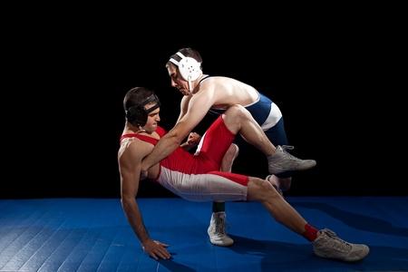 Wrestling Reklamní fotografie