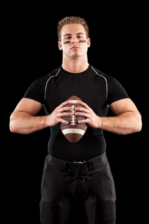Football Player Stock Photo - 8698111
