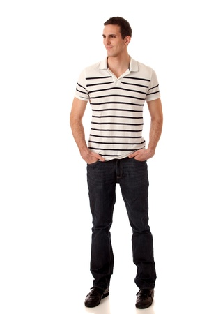 Casual Man Stock Photo - 8947097