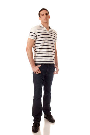 Casual Man Stock Photo - 8947090
