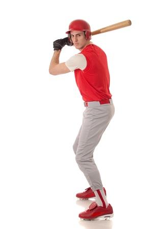 baseball game: Baseball Player