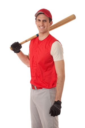 Baseball Player Stock Photo - 8947210
