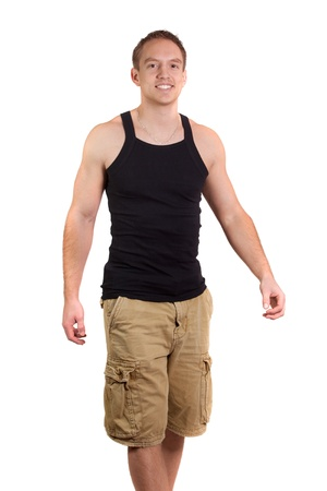 Casual Young Man Stock Photo - 9014261