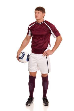 Soccer Player Stock Photo - 9093243
