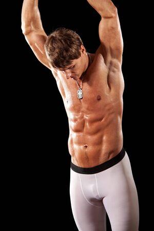 Bodybuilder Stock Photo - 9093275