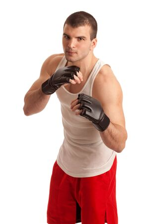 MMA Fighter photo