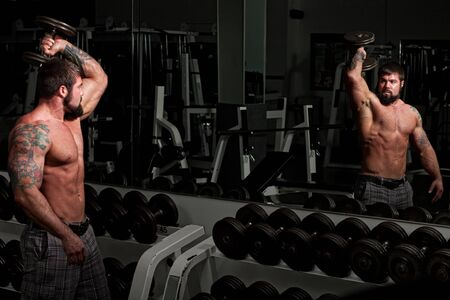 bodybuilder training: Bodybuilder