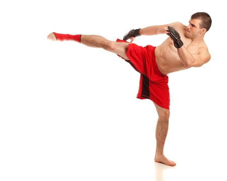 fighters: MMA Fighter