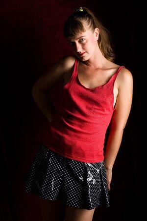 alt: Alt Fashion Stock Photo