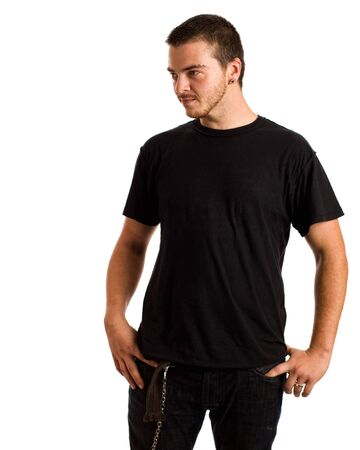 Casual Young Man Stock Photo - 10764388