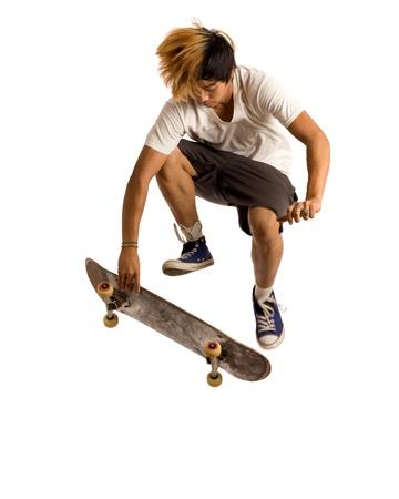 skaters: Skateboarder