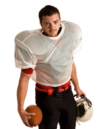 Football Player photo