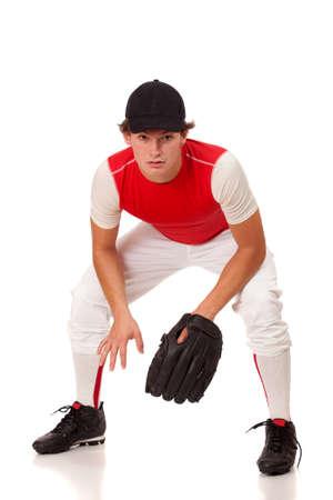 Baseball Player Stock Photo - 11562569