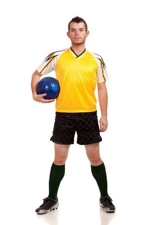 Soccer Player Stock Photo - 11562539