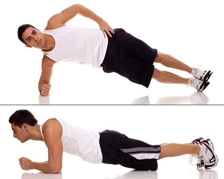 core: Plank Exercise