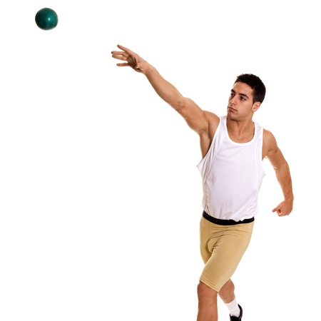 Shot Put Stock Photo - 12295199