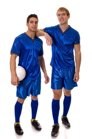 Soccer Players Stock Photo - 12295830