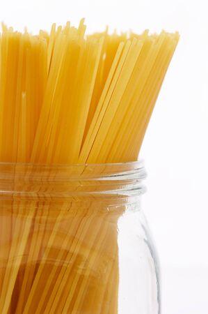 Spaghetti in a jar