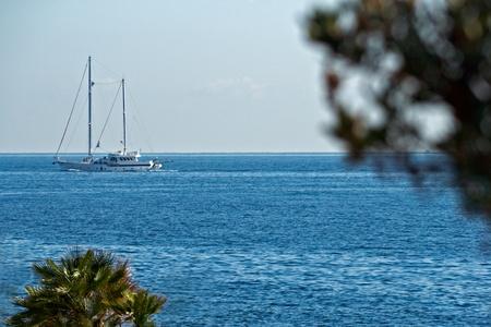 Gulf of Sicily Stock Photo